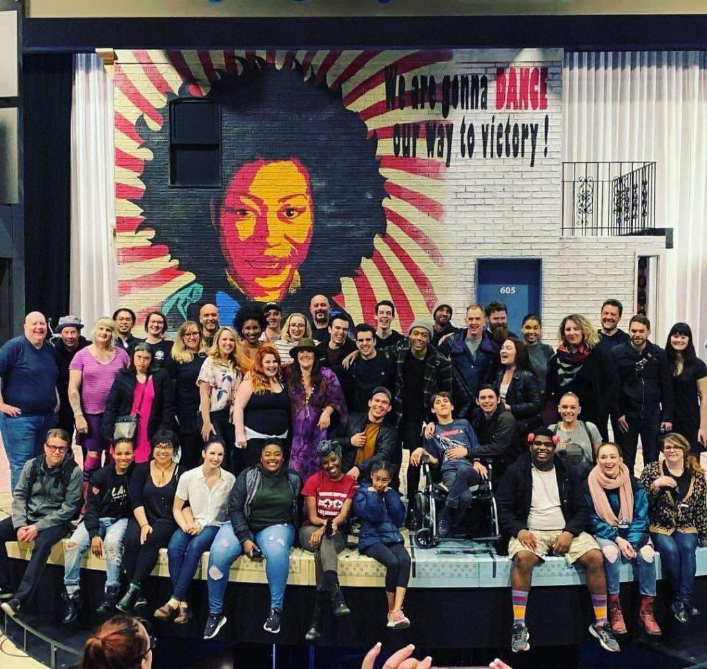 Cast of Hairspray (OSF)