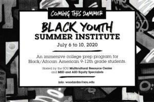 July.6.7.8.9.10.Summer Institute