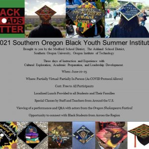 2021-Southern-Oregon-Black-Youth-Summer-Institute-Info-center